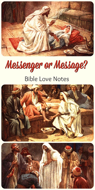 Was Christ the Messenger or the Message - Hebrews 1:1-2