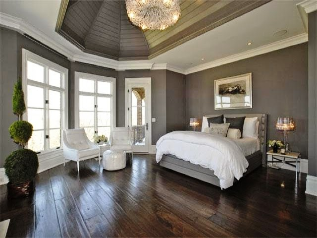 best wall paint colors for wood floors