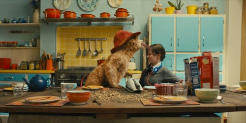 Paddington bear the Movie Home Inspiration Interiors Style