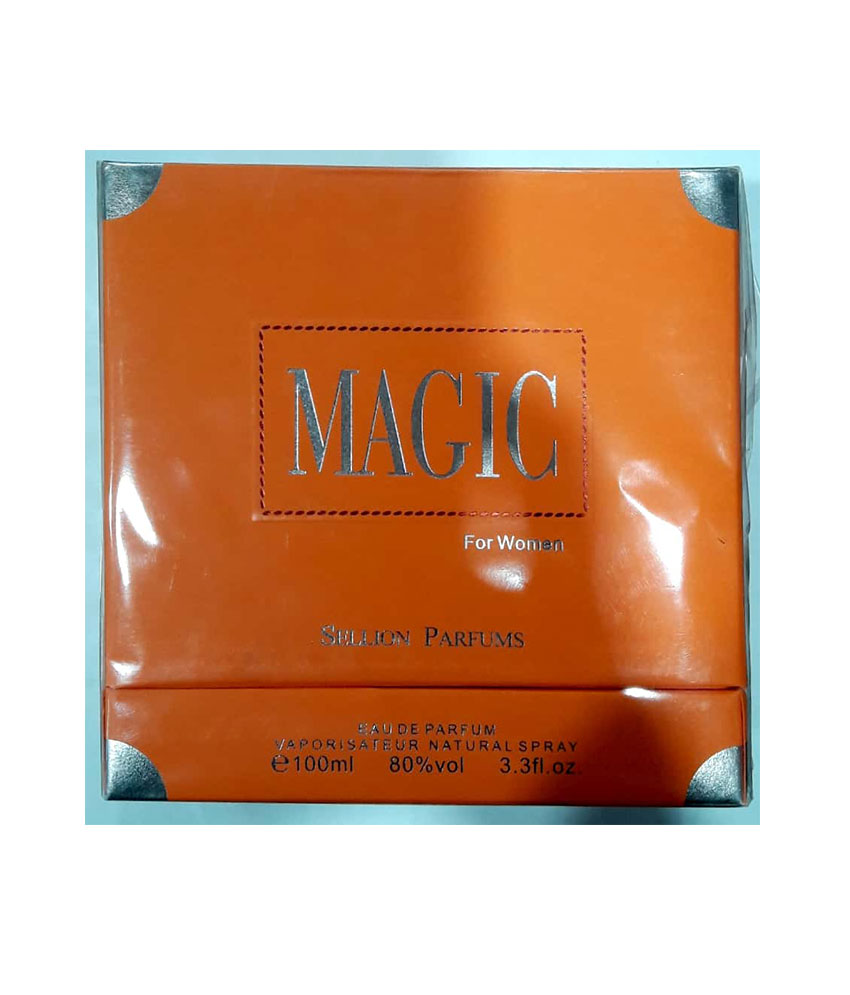 Magic For Women Sellion Perfume 100 ML
