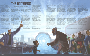 The Drowners by Nick Cross