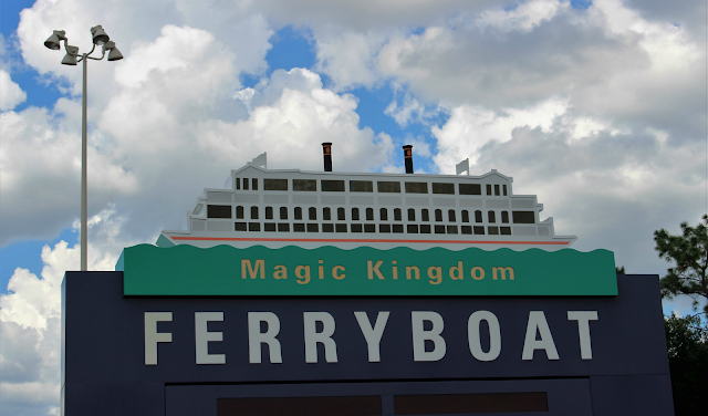 Disney Ferry Boat