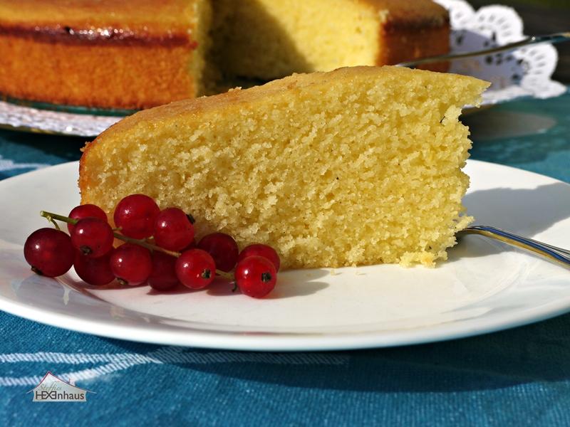 Steffies Hexenhaus Zitrone Griess Joghurt Kuchen
