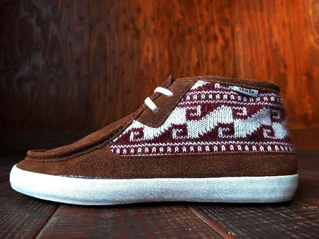 47fe053ecf PROCEED Sneakers   Supplies  VANS x KROCHET KIDS