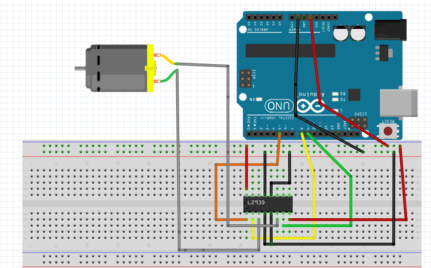 COURSE ON ARDUNIO: DC Motor Control by LabVIEW