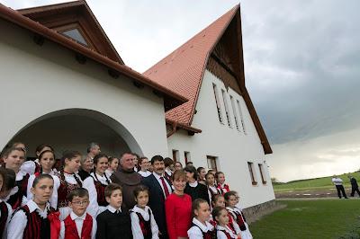 Szováta, Marianum ház, magyarság, kultúra, oktatás, Áder János, Herczegh Anita, Böjte Csaba