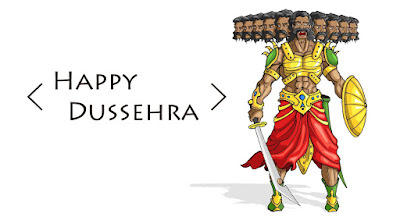 happy dussehra images in english