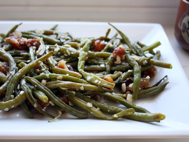 Green Beans with Dates