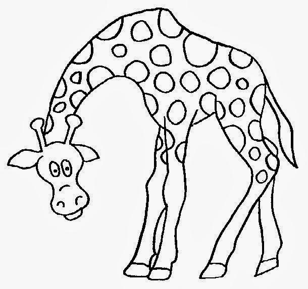 Tarefas Blog Desenhos De Animais Para Colorir