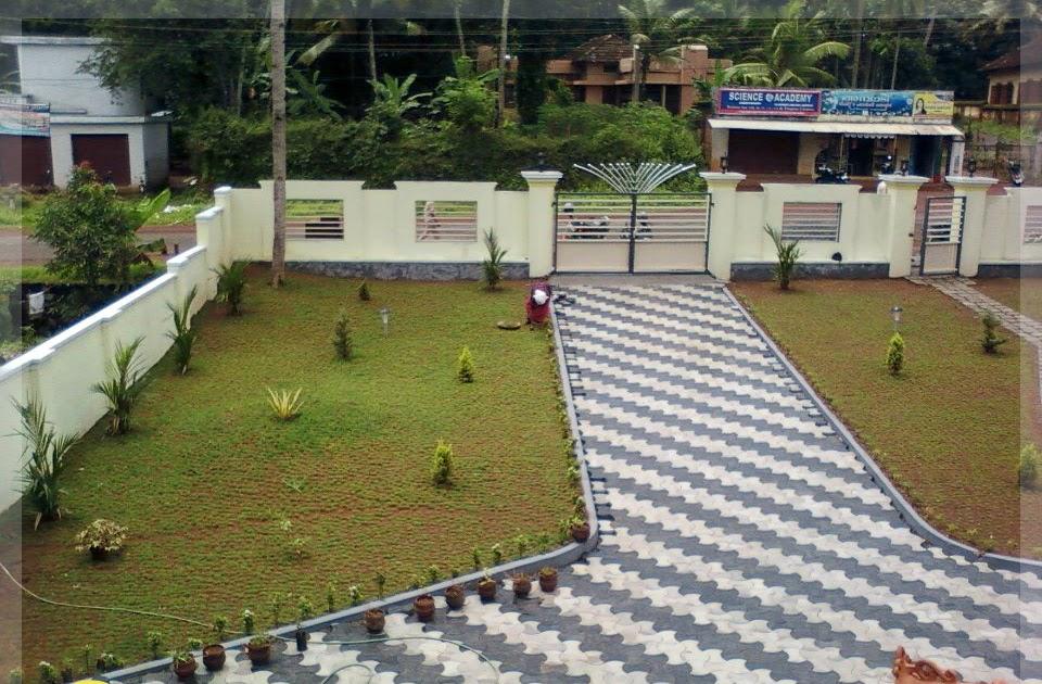 Home Backyard Ideas Landscaping Design Ideas Kerala Home Design And Floor Plans