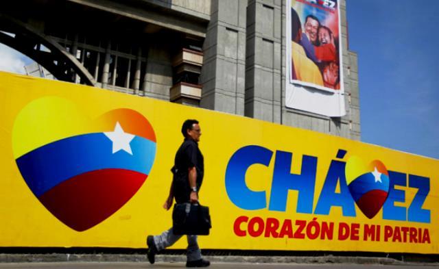 Odebrecht financió la última campaña de Chávez