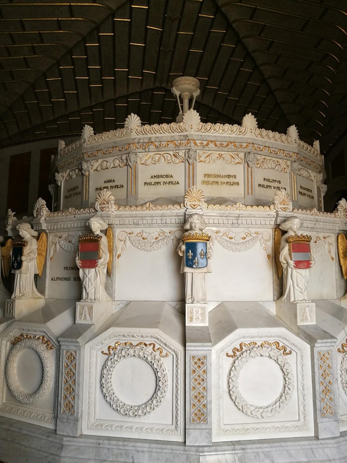 Birthday Cake Tomb El Escorial
