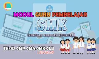Download Modul Guru Pembelajar SMK