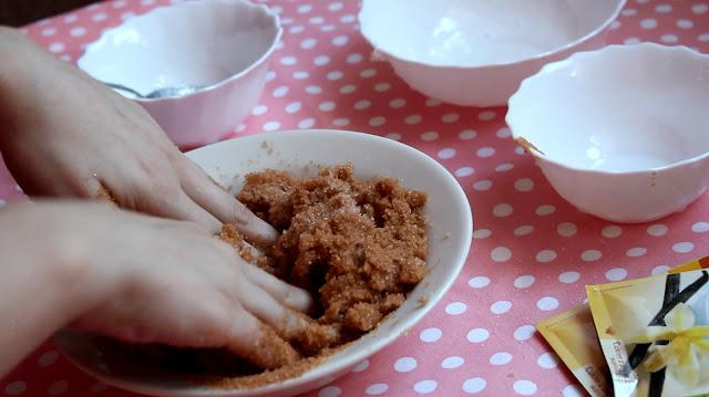 jak zrobić domowy peeling