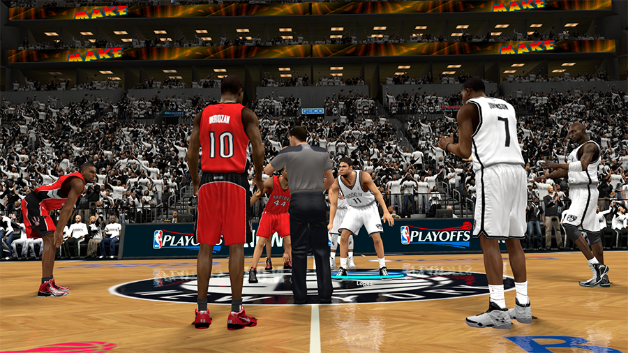 Brooklyn Nets 2014 Playoffs | NBA 2K14