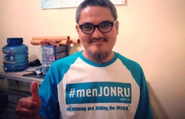 Dukung Jonru, Netizen Rame-rame Galang Dana Untuk Jonru