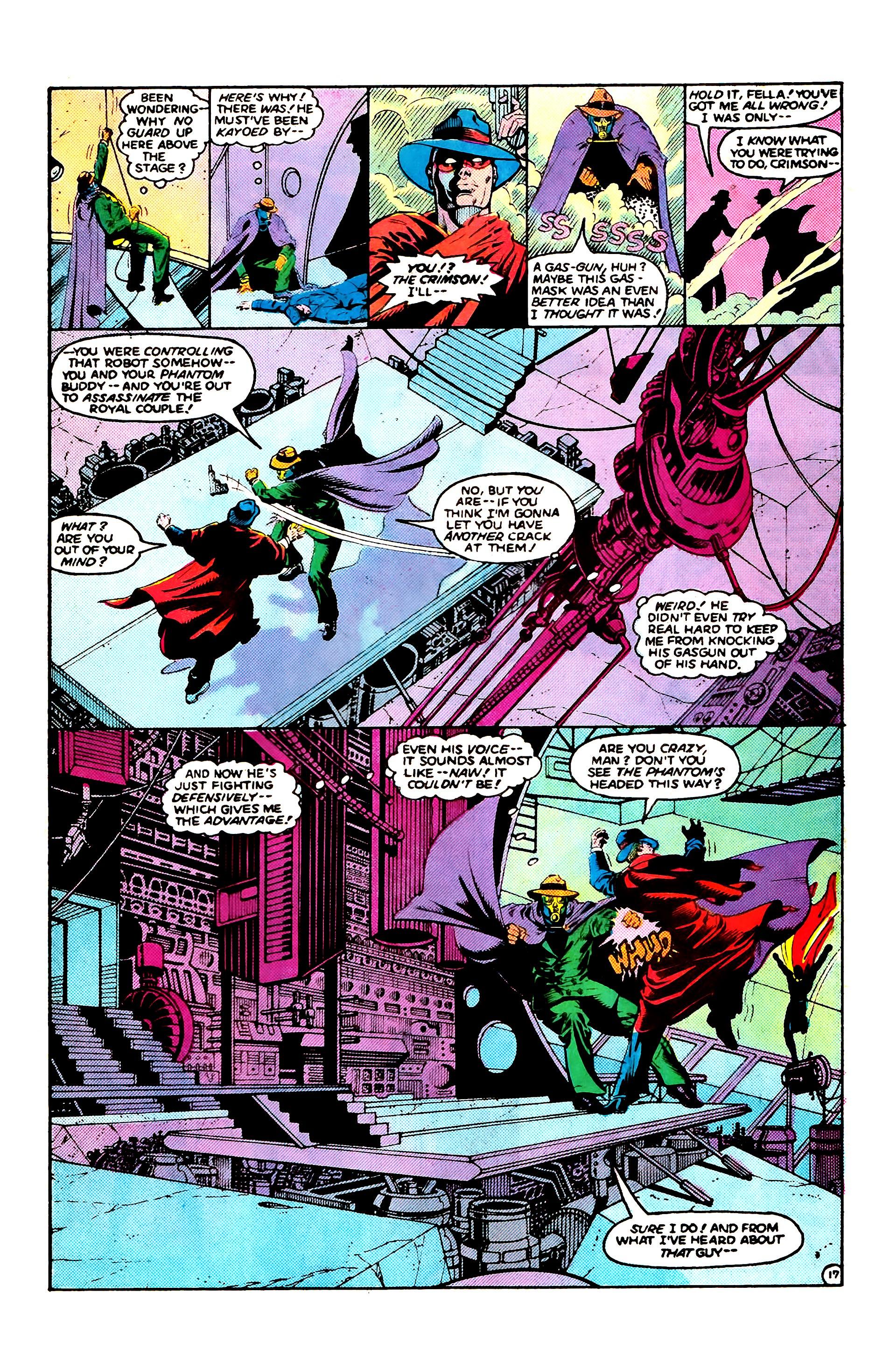 Read online Secret Origins (1986) comic -  Issue #7 - 43
