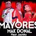 Mak Donal Ft Jackita - Mayores  2017