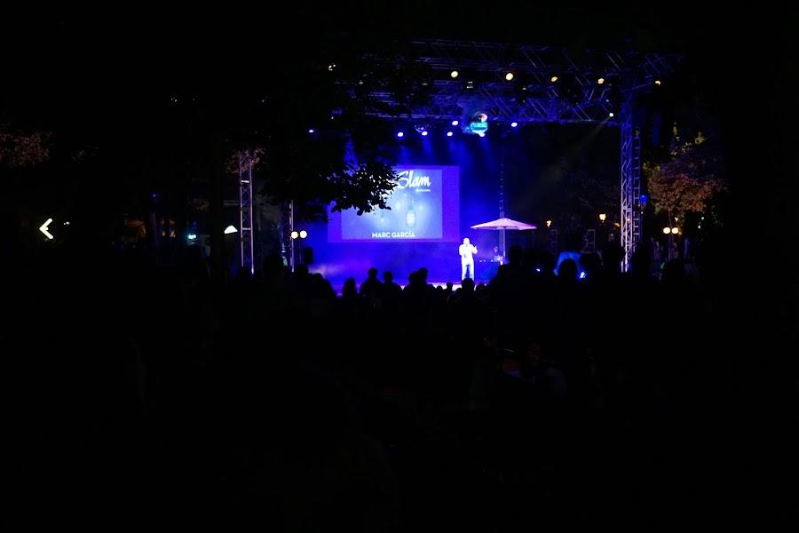 """I Campionat de Catalunya de Poetry Slam, Ciutadella de Nit, dins del """"MAC Festival"""""""