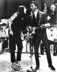 Tina Turner y Ike Turner (1966)
