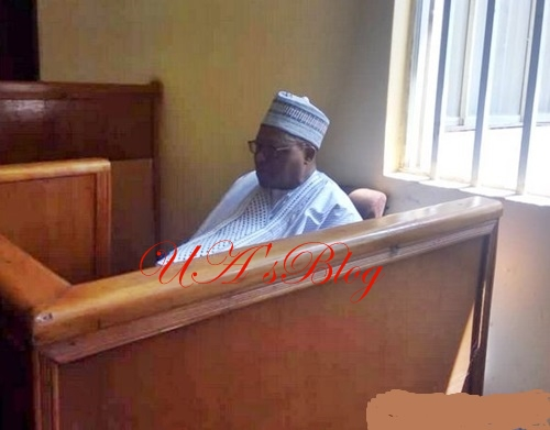 Ex-Gov. Dariye Begged For Mercy Before He Was Sentenced To 14-years In Prison (Photo)