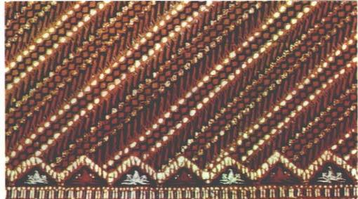 Batik Motif Parang Tuding