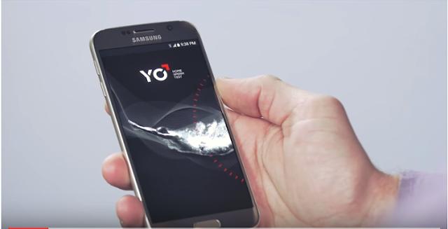 Yo Device :  Yo Android Application