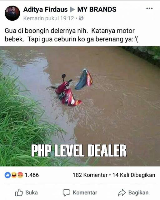 12 Meme Lucu 'PHP' Ini Bikin Ketawa Mengenaskan