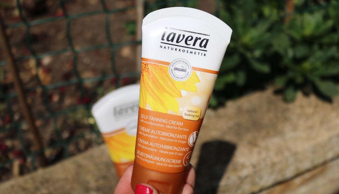 Lavera Self-Tanning Face Cream review