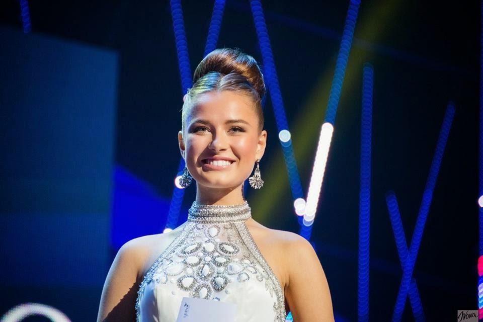 Miss Ukraine Winners