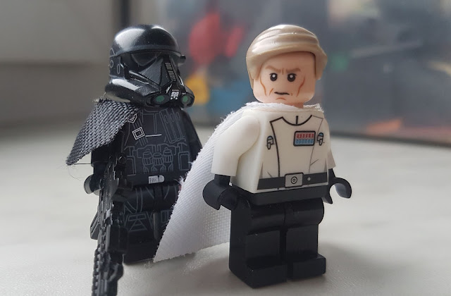 Imperial Death Trooper and Director Orson Krennic