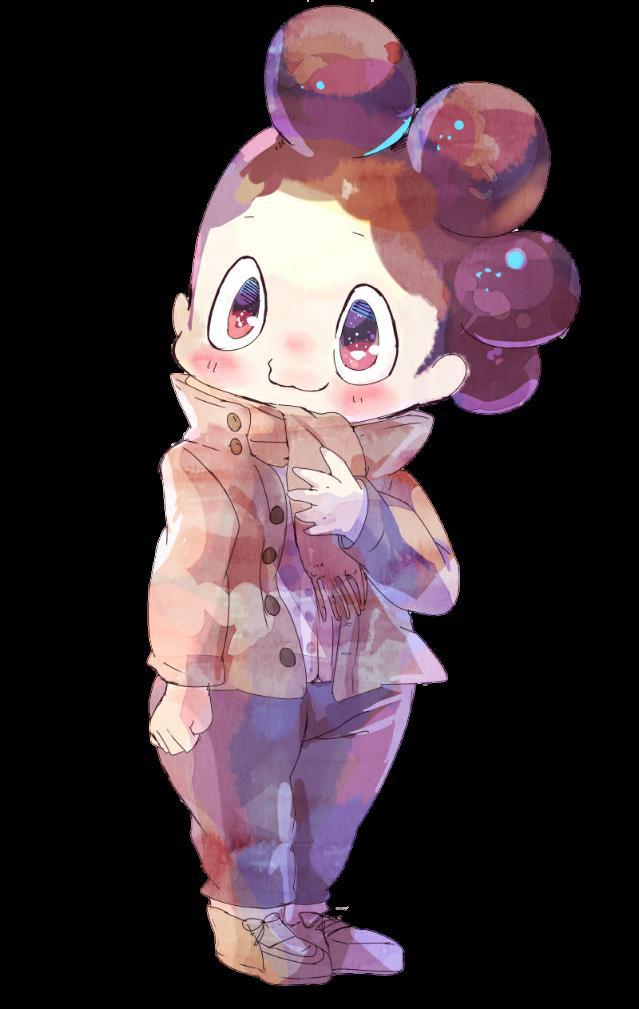 Minoru Mineta Render