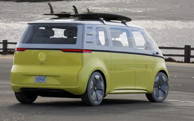 Volkswagen Kombi ID Buzz