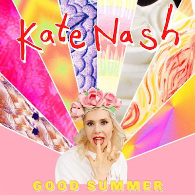"KATE NASH ""Good Summer"""