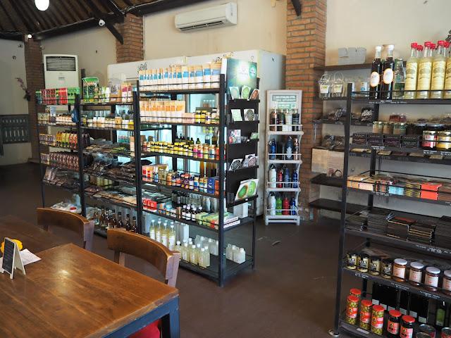 MInimarket  Produk Organik di Bali