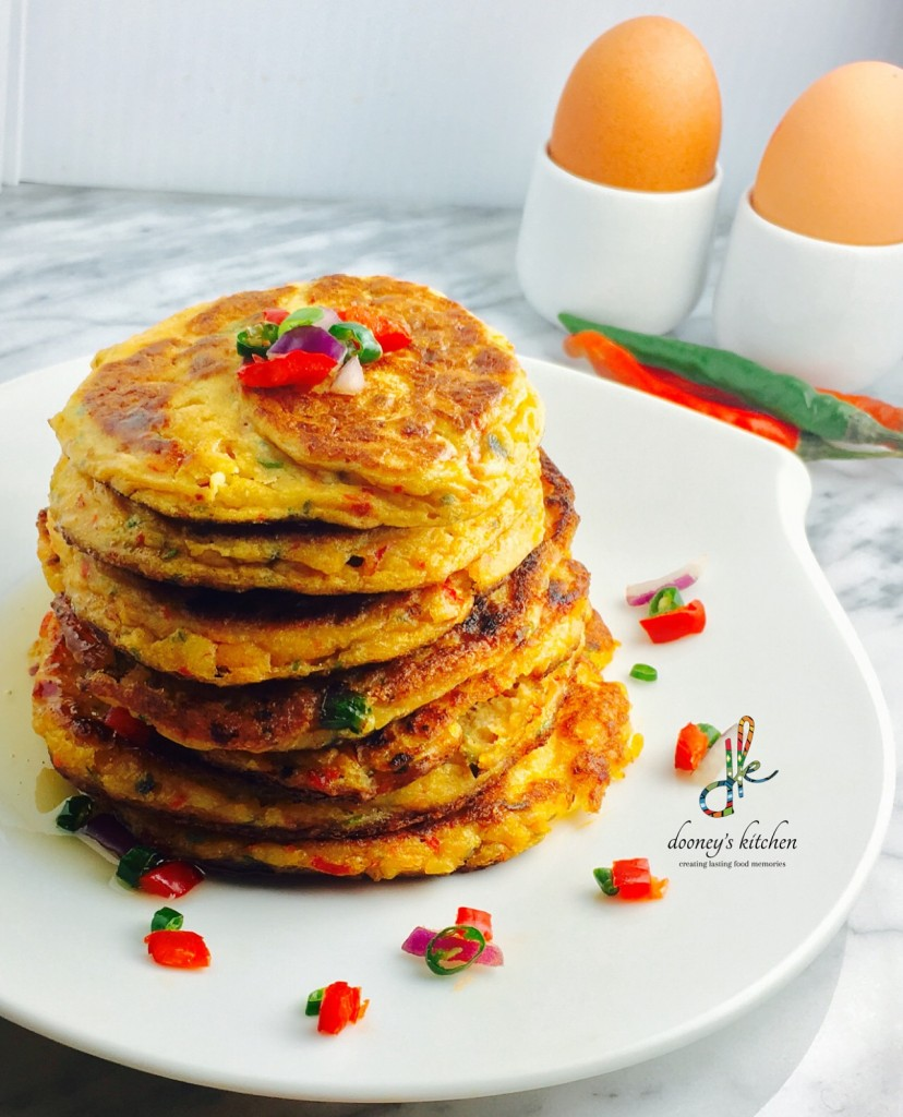 See how to make pancakes from yam and eggs its very easy to make and you just need almost the same ingredients ccuart Images