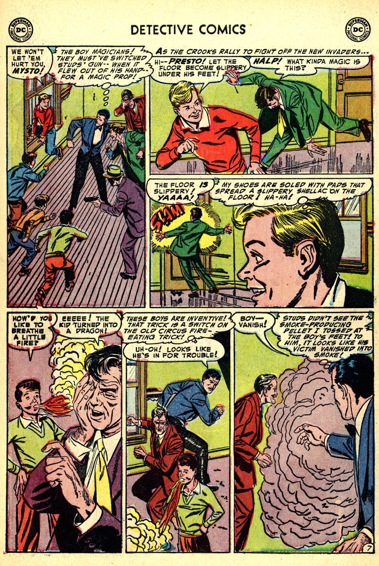 Detective Comics (1937) 208 Page 39