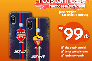 Download Desain Stiker Promo Ongkir