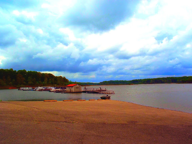 Indiana Photo of the Day - Lieber State Recreation Area - Cagles Mill Lake