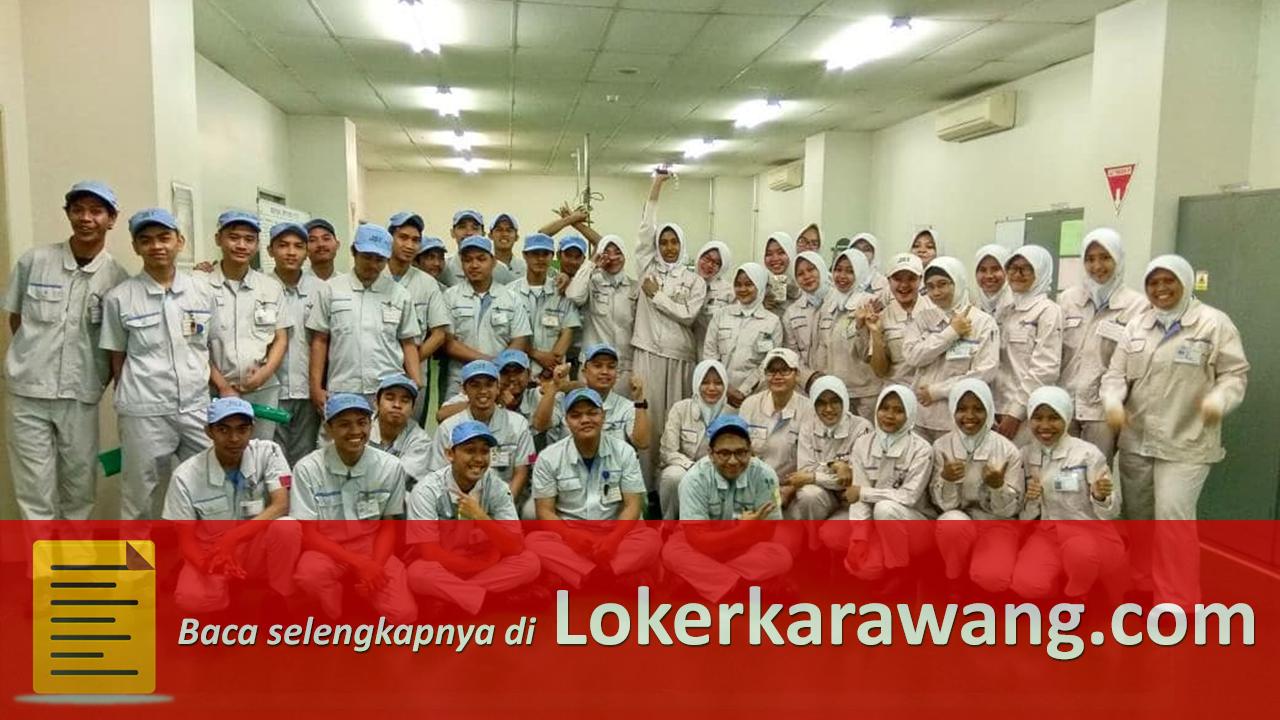 Lowongan Kerja Operator Produksi   PT. JST Indonesia Cibitung 2020 - LOKER KARAWANG JULI 2020 Juli 2020