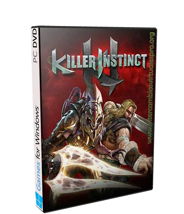 KILLER INSTINCT poster box cover
