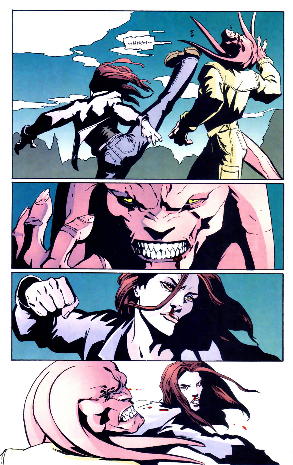 Read online Midnight, Mass comic -  Issue #3 - 5