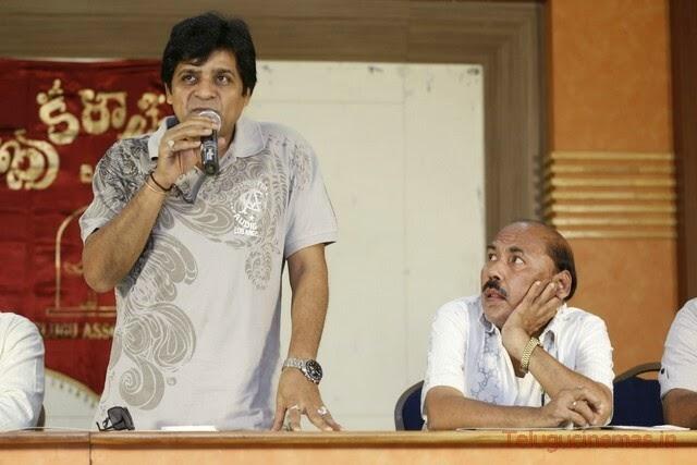 Sri Kala Sudha Ugadi Puraskaram Awards PressMeet Photos