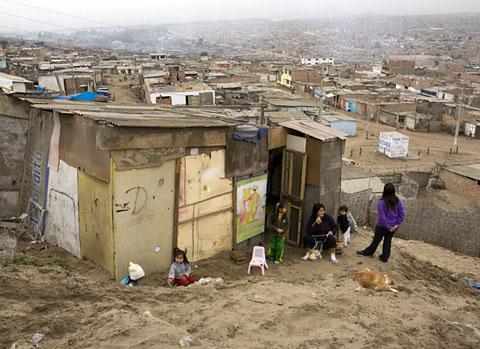 Una problemática de todos, los asentamientos informales.