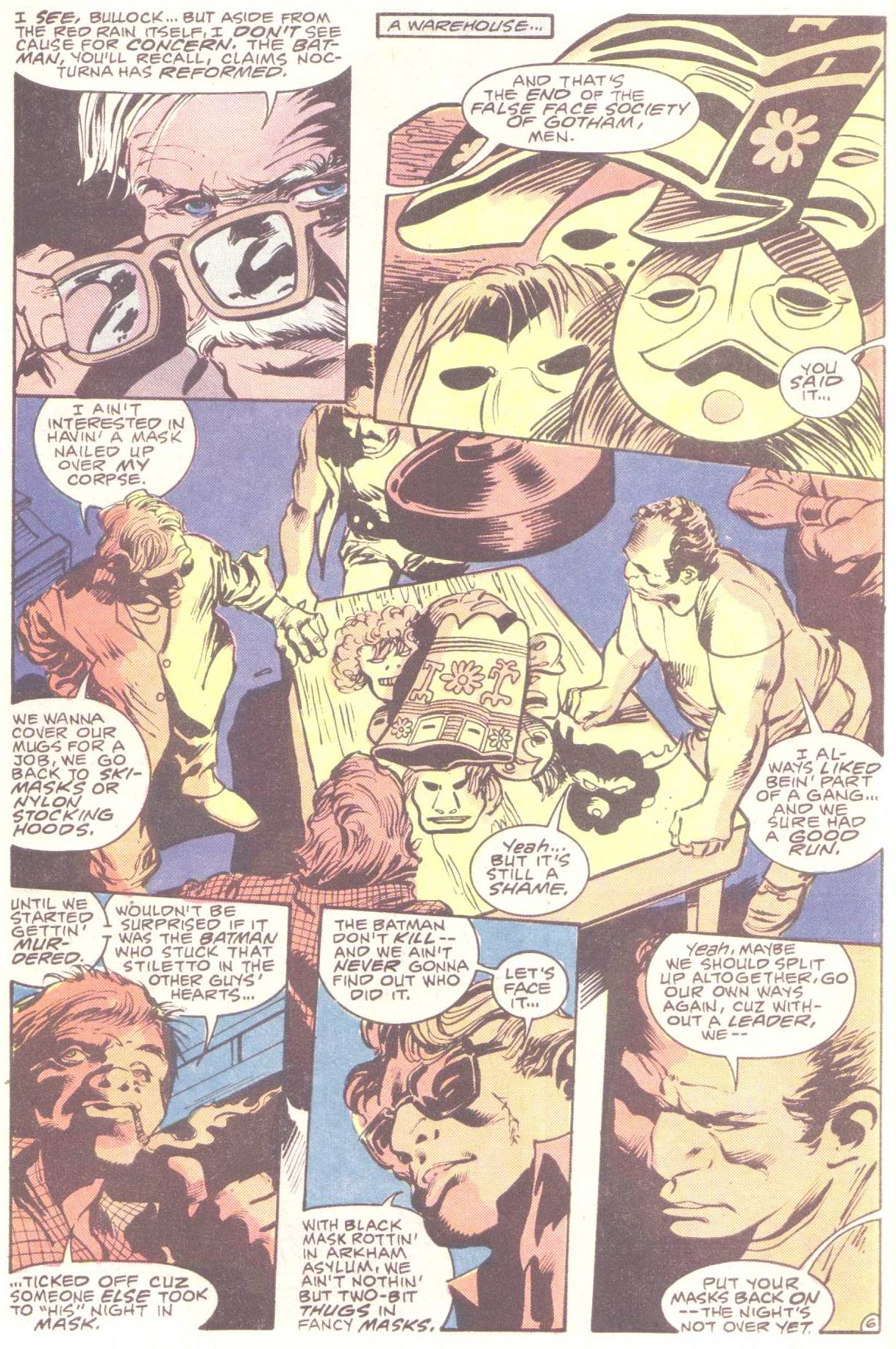 Detective Comics (1937) 556 Page 9