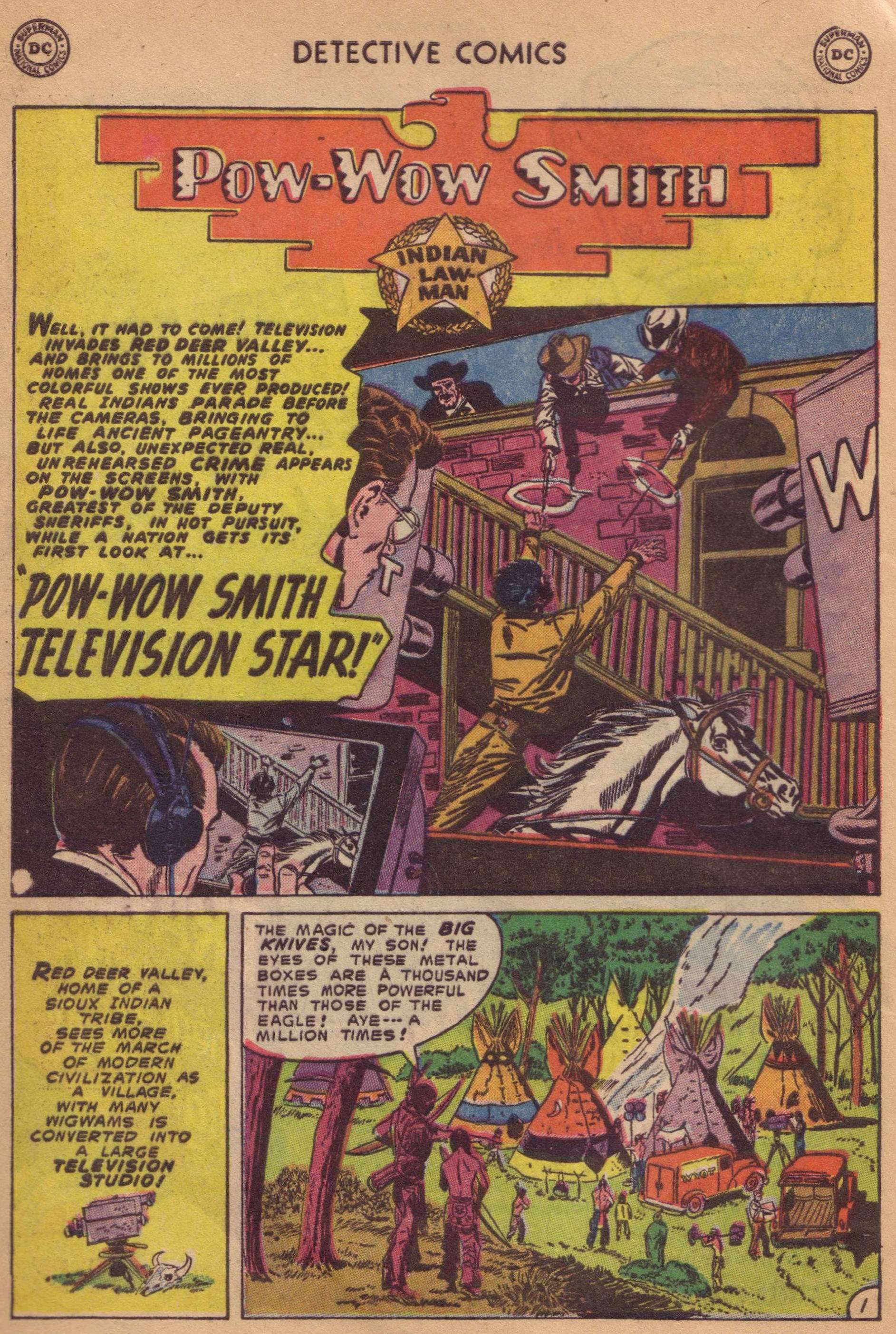 Read online Detective Comics (1937) comic -  Issue #197 - 34