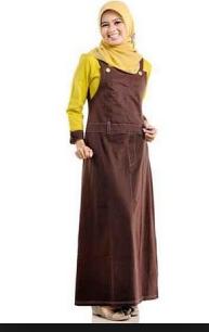 contoh model baju muslim modern tanah abang