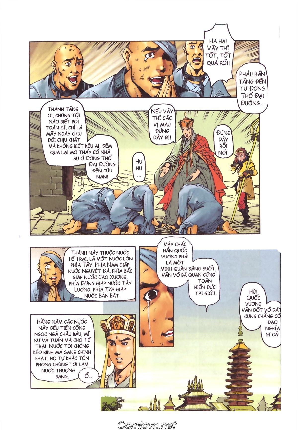 Tây Du Ký màu - Chapter 110 - Pic 19