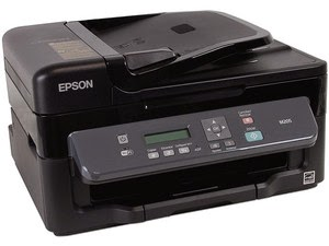 Download Driver Epson WorkForce M205