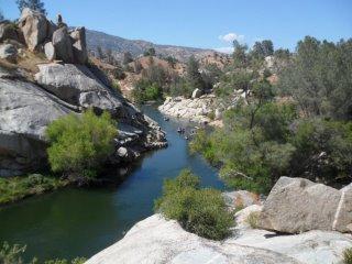 California's Kern River-Sandy Flats-Hidden Gem Sequoia